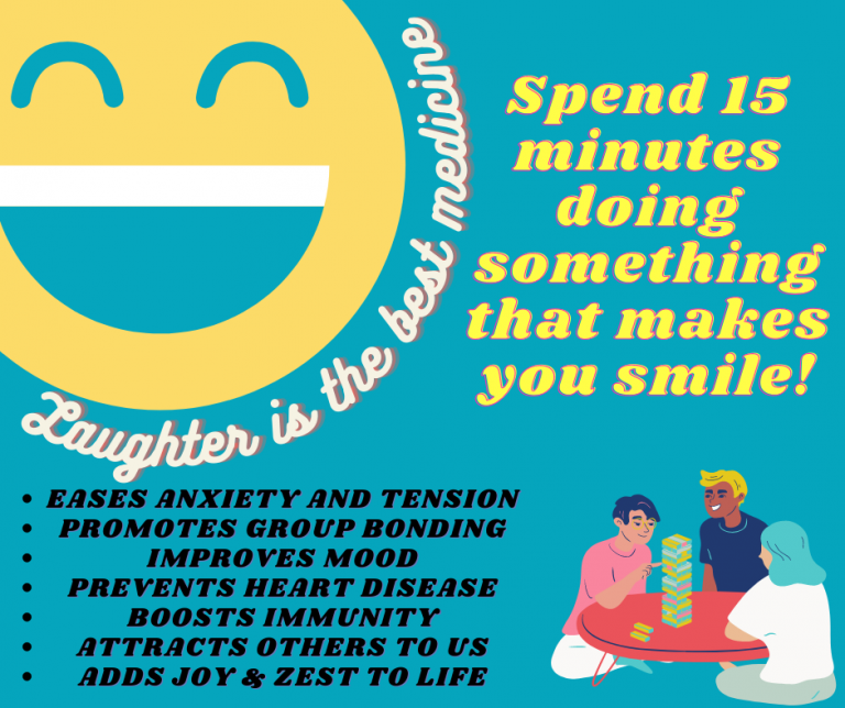 Laughter Graphic