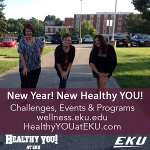 New Year New Healthy YOU!